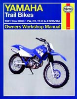Haynes Manual - Yamaha Trail Bikes