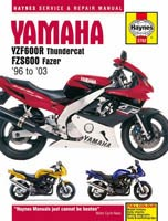 Yamaha Thundercat and Fazer 600 Haynes Manual