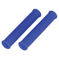 Blue Silicone Lever Covers