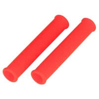 Red Silicone Lever Covers