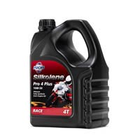 Silkolene Pro 4 Plus 10w50 Kawasaki Motorcycle Oil