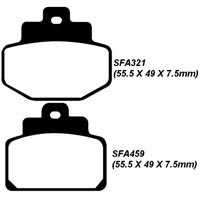 EBC SFA321 and SFA459 EBC Brake Pads