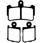 Honda VFR1200F (2010 to 2014) EBC Brake Pads
