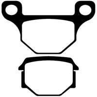 Suzuki GN125 (1982 to 1990) EBC Brake Pads