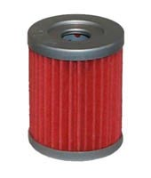 Hiflo Filtro Motorcycle Oil Filter HF132