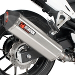 Honda CBR500R (13 to 15) Scorpion Serket Exhaust