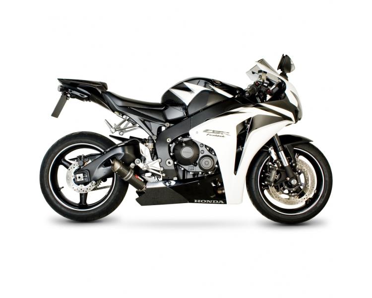Honda Cbr1000rr 08 11 Scorpion Rp1 Gp Exhaust Ha1000