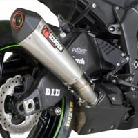 Kawasaki ZX-6R (09 to 12) Scorpion Serket Exhaust