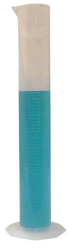 250ml Graduated Measuring Cylinder