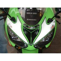 Motografix Kawsawki Front Number Board (picture shown is not Kawasaki ZX-12R Ninja)