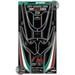 Ducati Diavel 1200 Motografix Front Fairing Number Board 3D Gel Protection System (ND013K)