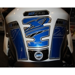 Yamaha XJ6 Diversion Blue Motografix Knee Boards and Tank Pad (KY013B)
