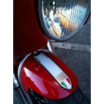 Ducati Sport Classic 1000S Motografix Front Mudguard Stripe (RD010S Shown Fitted)