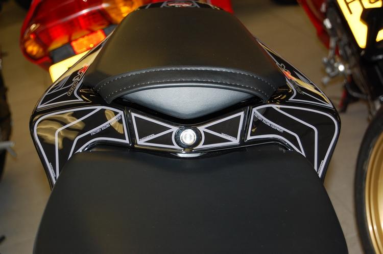 honda cbr1000rr motografix rear number board   rh014kk   msa direct