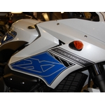 Yamaha XJ6 Diversion Motografix Side Fairing Number Board (YSS013B shown fitted)