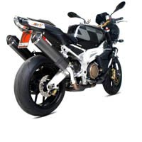 Aprilia Tuono Scorpion Twin Factory Exhausts