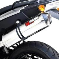 BMW F800GS (08 - 17) Scorpion Factory Oval Exhaust
