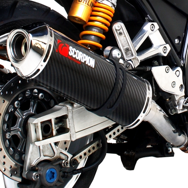 Yamaha XJR1300 (04-06) Scorpion Factory Exhausts