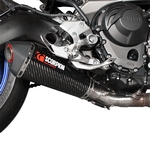 Yamaha MT-09 (2014) Scorpion Serket Exhaust