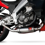 Aprilia RS4 125 Scorpion Stainless Discrete Exhaust