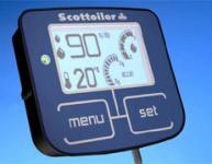 Scottoiler eSystem display