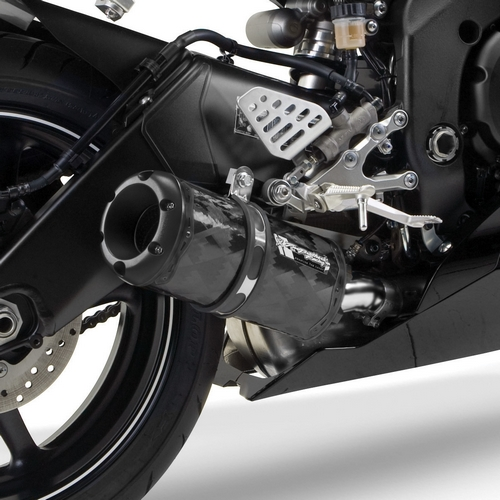 Yamaha YZF-R6 (2006 to 2014) Two Brothers Exhaust