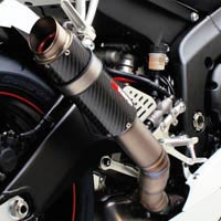 Yamaha YZF-R6 (06 to 11) Scorpion RP1 GP Exhaust