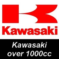 NGK Spark Plugs for Kawasaki Motorcycles over 1000cc