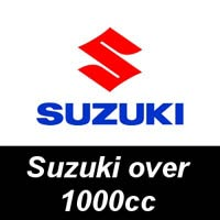 NGK Spark Plugs for Suzuki Motorcycles over 1000cc