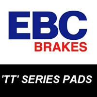 EBC TT Series Brake Pads for Motorcycles