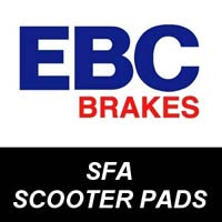 EBC SFA Scooter Series Brake Pads