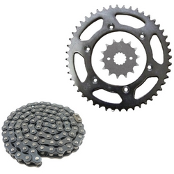 Honda XL125V Varadero (2007 to 2009) Chain and Sprockets