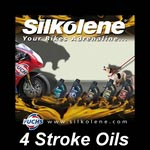 Silkolene 4 Stroke Motorcycle Engine Oil