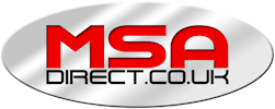 Motorcycle Parts, Accessories and Spares - MSA Direct Logo