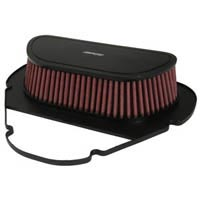 Yamaha YZF-R6 (2008 to 2012) Filtrex Air Filter