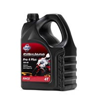 Silkolene Pro 4 Plus 5w40 Suzuki Motorcycle Oil