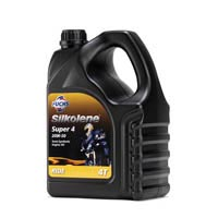 Silkolene Super 4 20w50 Yamaha Motorcycle Oil