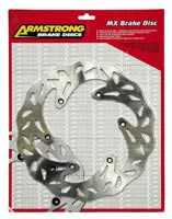 Armstrong Rear Wavy Brake Disc