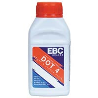 EBC DOT 4 Brake Fluid and Clutch Fluid