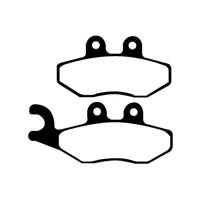 Vespa GTS125 (2007 to 2013) EBC Brake Pads