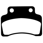 Baotian BT49 QT-12 (Rebel) EBC Brake Pads