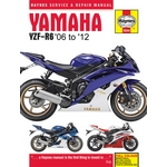 Yamaha YZF-R6 (2006 to 2012) Haynes Manual