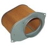 Suzuki VS800 S50 Intruder Hiflofiltro replacement (Rear) Air Filter