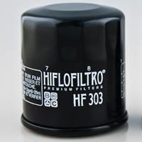 Hiflo Filtro Motorcycle Oil Filter HF303