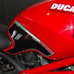 Ducati Monster Motografix knee boards