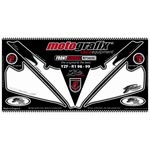 Yamaha YZF-R1 Motografix Front Number Board