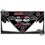Motografix Front Number Board - Yamaha YZF-R1