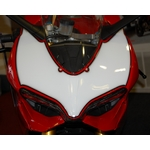 Ducati 1199 Panigale Motografix Front Fairing Number Board 3D Gel Protection System