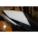 Ducati Diavel 1200 Motografix Rear Seat Unit Number Board 3D Gel Protection System (RD012U)