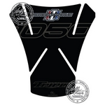 Triumph Speed Triple (Black) Motografix Tank Pad